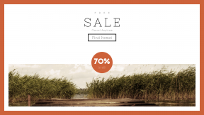 FullHD image template for sales - #banner #businnes #sales #CallToAction #salesbanner #wetland #bank #marsh #water #grass #sky