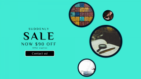 FullHD image template for sales - #banner #businnes #sales #CallToAction #salesbanner #squares #business #magnifying #sunlight #background #ship #boc