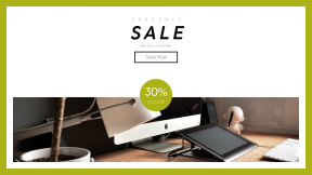 FullHD image template for sales - #banner #businnes #sales #CallToAction #salesbanner #imac #desktop #desk #computer #workspace #top #pad #graphictablet