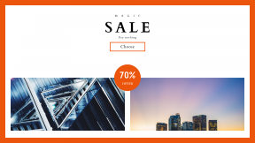 FullHD image template for sales - #banner #businnes #sales #CallToAction #salesbanner #architecture #downtown #Milan #steel #los