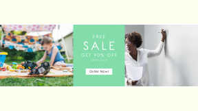 FullHD image template for sales - #banner #businnes #sales #CallToAction #salesbanner #person #workshop #home #summer #kid