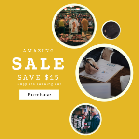 Image design template for sales - #banner #businnes #sales #CallToAction #salesbanner #on #meat #person #pen #coffee #marketplace #laptop #chalkboard