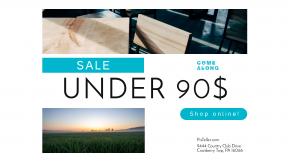 FullHD image template for sales - #banner #businnes #sales #CallToAction #salesbanner #floor #wooden #interface #classroom #sky