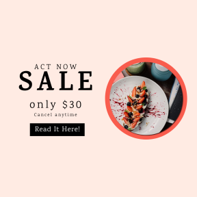 Image design template for sales - #banner #businnes #sales #CallToAction #salesbanner #splash #and #dessert #food #photography