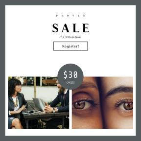 Image design template for sales - #banner #businnes #sales #CallToAction #salesbanner #behavior #eye #beard #tête-à-tête #a #ipad #woman #tech #human