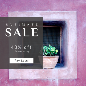 Image design template for sales - #banner #businnes #sales #CallToAction #salesbanner #window #wall #paint #blue #still #purple #house #picture #photography #frame
