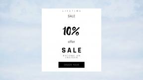 FullHD image template for sales - #banner #businnes #sales #CallToAction #salesbanner #parachute #nz #new #russell #sky #air
