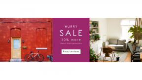 FullHD image template for sales - #banner #businnes #sales #CallToAction #salesbanner #brickwork #house #modern #wood #plant #gray #couch #light #stain