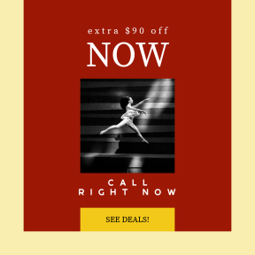 Image design template for sales - #banner #businnes #sales #CallToAction #salesbanner #light #dancer #black #female #model #dance #and #ballerina #shadow #girl