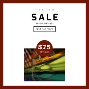 Image design template for sales - #banner #businnes #sales #CallToAction #salesbanner #business #ream #color #shelf #product #woman #paper #print #card