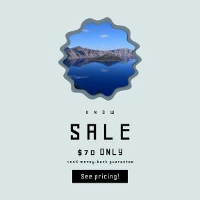 Image design template for sales - #banner #businnes #sales #CallToAction #salesbanner #ridge #squares #frame #mountain #peak #rectangles