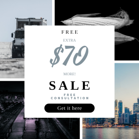 Image design template for sales - #banner #businnes #sales #CallToAction #salesbanner #table #industrial #reflection #orange #shoreline #essentials #shape