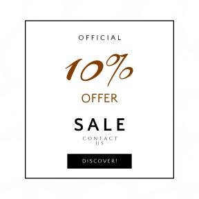 Image design template for sales - #banner #businnes #sales #CallToAction #salesbanner #photography #design #visual #monochrome #font #black