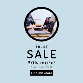 Image design template for sales - #banner #businnes #sales #CallToAction #salesbanner #business #desk #creativity #github #working #man