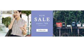 FullHD image template for sales - #banner #businnes #sales #CallToAction #salesbanner #consumer #technology #rural #woman #number #post #28 #phone #smiling #mailbox