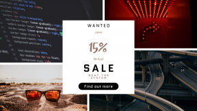 FullHD image template for sales - #banner #businnes #sales #CallToAction #salesbanner #css #design #car #interior #geometrical #webdevelopment #sun #black #highway #innovation