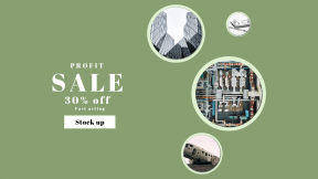 FullHD image template for sales - #banner #businnes #sales #CallToAction #salesbanner #company #pipes #ruin #passenger #freedom #tower #plane #flight
