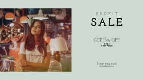 FullHD image template for sales - #banner #businnes #sales #CallToAction #salesbanner #band #girl #light #tie #lamp #bulb #business #choker #condescending