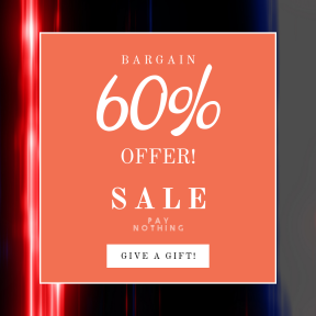 Image design template for sales - #banner #businnes #sales #CallToAction #salesbanner #electric #lighting #computer #darkness #blue #laser #red #heat #wallpaper
