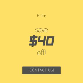 Image design template for sales - #banner #businnes #sales #CallToAction #salesbanner #squares #essentials #shape #silhouette #black #square #geometric