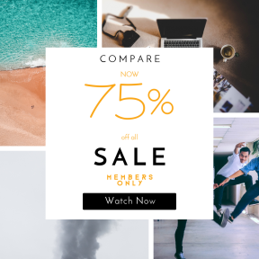 Image design template for sales - #banner #businnes #sales #CallToAction #salesbanner #shape #business #tea #person #cozy #vaport #sun #from #freelancer