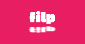 Just a simple text #flip #text #logo