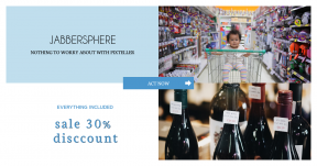Card design template for sales - #banner #businnes #sales #CallToAction #salesbanner #arrows #direction #market #supermarket #label #winebottle #booze