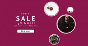 Card design template for sales - #banner #businnes #sales #CallToAction #salesbanner #watch #medic #peach #wine #businessman