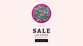 FullHD image template for sales - #banner #businnes #sales #CallToAction #salesbanner #mess #shapes #equipment #market #circular