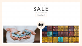 FullHD image template for sales - #banner #businnes #sales #CallToAction #salesbanner #hand #shipping #euro #background #color #boxes #currency