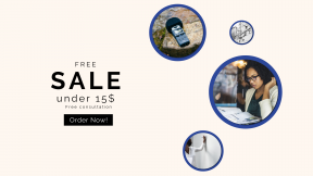FullHD image template for sales - #banner #businnes #sales #CallToAction #salesbanner #port #quiet #life #wide_angle #leaf #alone #cup #yacht #river