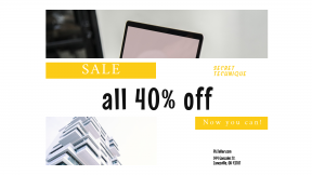 FullHD image template for sales - #banner #businnes #sales #CallToAction #salesbanner #condominium #place #business #worker #black