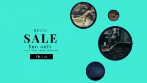 FullHD image template for sales - #banner #businnes #sales #CallToAction #salesbanner #maker #celestial #homemade #urban #sky