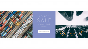 FullHD image template for sales - #banner #businnes #sales #CallToAction #salesbanner #cityscape #fog #shipping #drone #organize