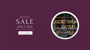 FullHD image template for sales - #banner #businnes #sales #CallToAction #salesbanner #shop #architecture #sewing #london #typography #factory