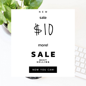 Image design template for sales - #banner #businnes #sales #CallToAction #salesbanner #beauty #work #cappuccino #coffee #space #coaster #white #simplistic #topdown #photo