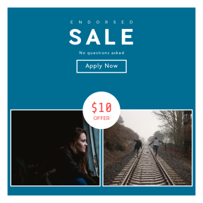 Image design template for sales - #banner #businnes #sales #CallToAction #salesbanner #railroad #people #urbex #portrait #train #boy #girl #smirk