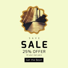 Image design template for sales - #banner #businnes #sales #CallToAction #salesbanner #recline #room #perspective #fancy #wavy