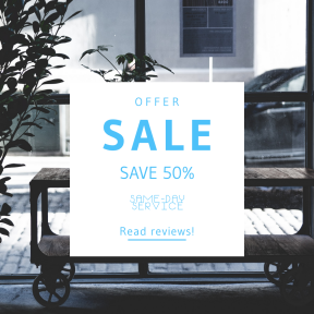 Image design template for sales - #banner #businnes #sales #CallToAction #salesbanner #car #gallery #street #cart #silhouette #cobblestone #coffee #cowork #motor #pot