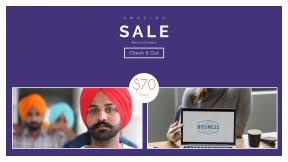 FullHD image template for sales - #banner #businnes #sales #CallToAction #salesbanner #beard #tech #sardar #corporate #indium