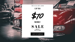 FullHD image template for sales - #banner #businnes #sales #CallToAction #salesbanner #classic #bumper #automotive #car #hood #vehicle