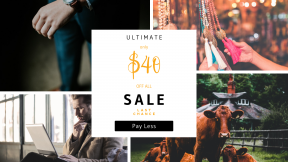 FullHD image template for sales - #banner #businnes #sales #CallToAction #salesbanner #bead #shop #handsfashion #depth #black #shape #green #man #customer #MAN