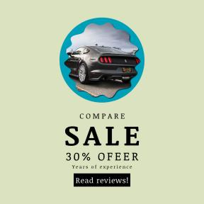 Image design template for sales - #banner #businnes #sales #CallToAction #salesbanner #border #wavy #road #car #squares #fancy #raggedborders #engineering #street #muscle