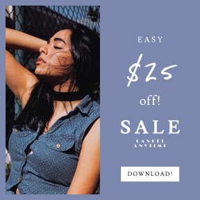 Image design template for sales - #banner #businnes #sales #CallToAction #salesbanner #closed #hair #necklace #woman #fence #portrait #city #eyes #arm
