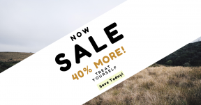 Card design template for sales - #banner #businnes #sales #CallToAction #salesbanner #tree #meadow #color #sky #grass #dry #filed #rural #nature