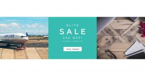 Card design template for sales - #banner #businnes #sales #CallToAction #salesbanner #leaves #geometrical #desk #airplane #airport #runway #skyline