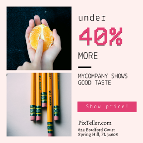 Image design template for sales - #banner #businnes #sales #CallToAction #salesbanner #stop #stylio #feminine #medical #button #controls #writing #creative #finger #unporn