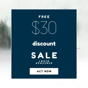 Image design template for sales - #banner #businnes #sales #CallToAction #salesbanner #snow #winter #fog #freezing #phenomenon