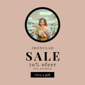 Image design template for sales - #banner #businnes #sales #CallToAction #salesbanner #joy #candy #happy #card #hands #smiling #smile #credit #portrait #gum