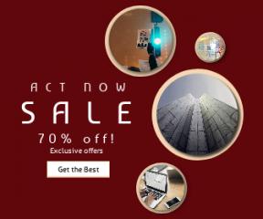Square large web banner template for sales - #banner #businnes #sales #CallToAction #salesbanner #indoor #glow #sculpture #table #team #blur